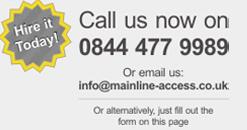 Mainline Access & Training