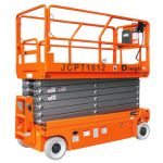 13.7m Electric Scissor Lift (1612DC) S74