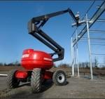 17.65m Diesel Articulated Boom (180ATJ) C325