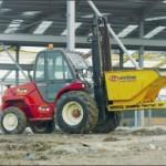 2.5 Tonne Forklifts