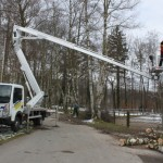25.30m Vehicle Mounted Platform (MX250) C43