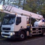 34m Vehicle Mounted Platform (S34) C4555