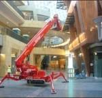 35.50m Compact Crawler Booms (36T) C3889