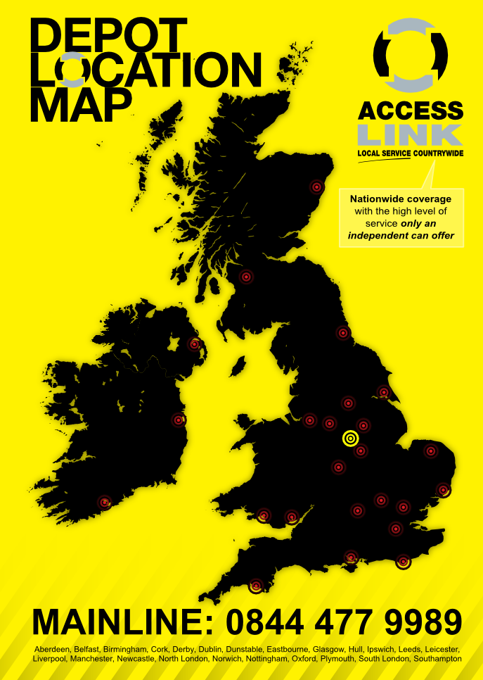 Mainline are members of the Access Link group
