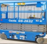 7.92m Narrow Scissor Lift (GS2632) S71