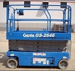 7.92m Scissor Lift (GS2646) S710
