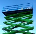 32m Holland Lift Megastar (G-320) S7999