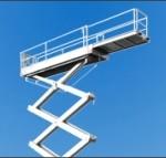 26.20m Narrow Scissor Lift (N265) S798