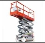 9.75m Electric Scissor Lift (SJ4632) S72