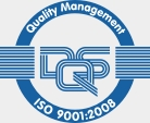 Our Accreditations: ISO 9001:2008