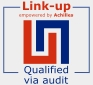 Link-up Qualified by Audit