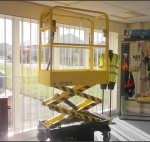 4.01m Micro Powered Personnel Lift (BoSS X2) S63
