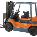 Electric & Diesel Counterbalance Forklift Trucks