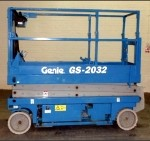 6.1m Narrow Scissor Lift (GS2032) S69